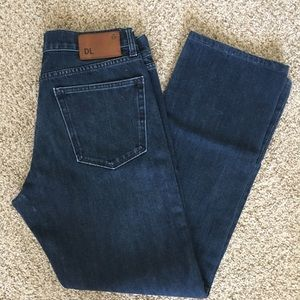 Men's DL1961 Vince Casual Straight Jeans 31